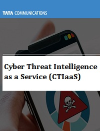 CYBER THREAT INTELLIGENCE AS A SERVICE (CTIAAS)