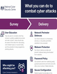 STAGES OF COMMON CYBER ATTACKS