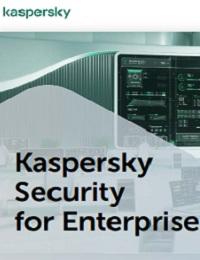 KASPERSKY SECURITY FOR ENTERPRISE