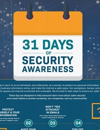 31 DAYS OF ONLINE SECURITY TIPS