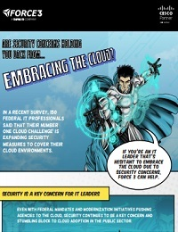 ARE SECURITY CONCERNS HOLDING YOU BACK FROM. EMBRACING THE CLOUD?