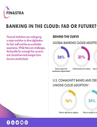 BANKING IN THE CLOUD: FAD OR FUTURE?