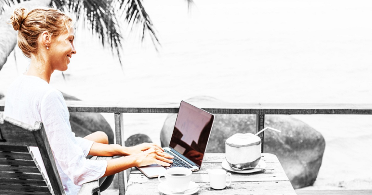 A CYBERSECURITY GUIDE FOR DIGITAL NOMADS