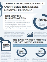 CYBER SECURITY EXPOSURES INFOGRAPHIC
