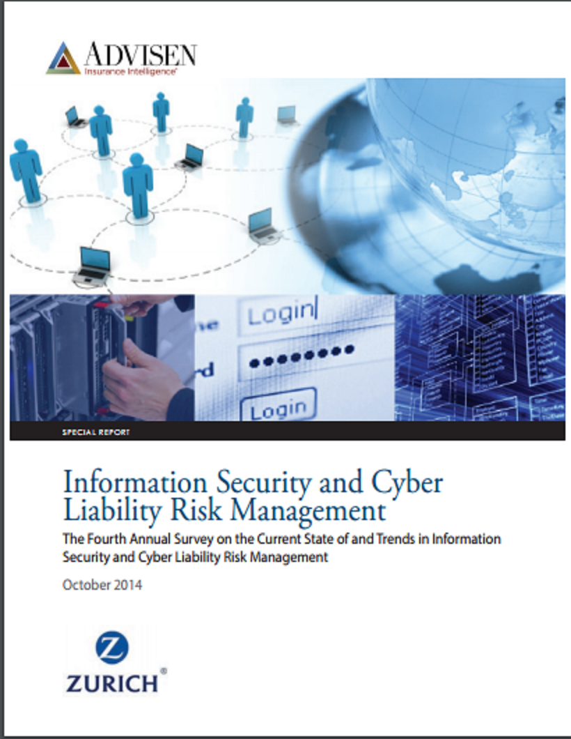 INFORMATION SECURITY AND CYBER LIABILITY RISK MANAGEMENT