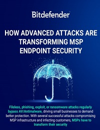 HOW ADVANCED ATTACKS ARE TRANSFORMING MSP ENDPOINT SECURITY