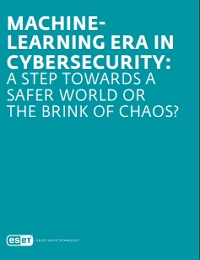 MACHINELEARNING ERA IN CYBERSECURITY: A STEP TOWARDS A SAFER WORLD OR THE BRINK OF CHAOS?
