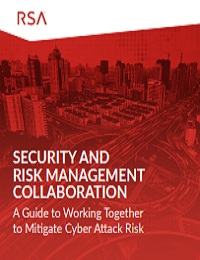 SECURITY AND RISK MANAGEMENT COLLABORATION