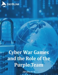 CYBER WAR GAMES AND THE ROLE OF THE PURPLE TEAM