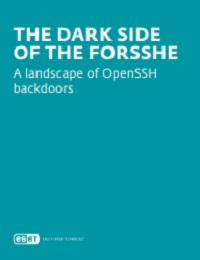 THE DARK SIDE OF THE FORSSHE A LANDSCAPE OF OPENSSH BACKDOORS