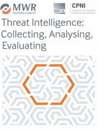 THREAT INTELLIGENCE: COLLECTING, ANALYSING, EVALUATING