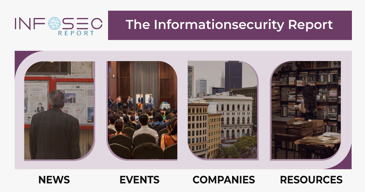 Information Security Companies | Informationsecurity report